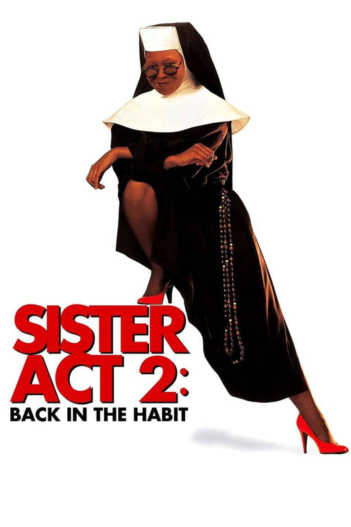 Download Sister Act 2: Back in the Habit (1993), Urban Books, Black History and more at United Black Books! www.UnitedBlackBooks.org
