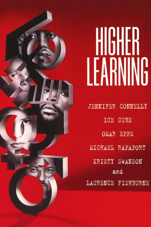 Download Higher Learning - 1995 (Movie), Urban Books, Black History and more at United Black Books! www.UnitedBlackBooks.org