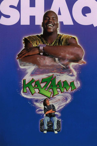 Download Kazaam - 1996 (Movie), Urban Books, Black History and more at United Black Books! www.UnitedBlackBooks.org