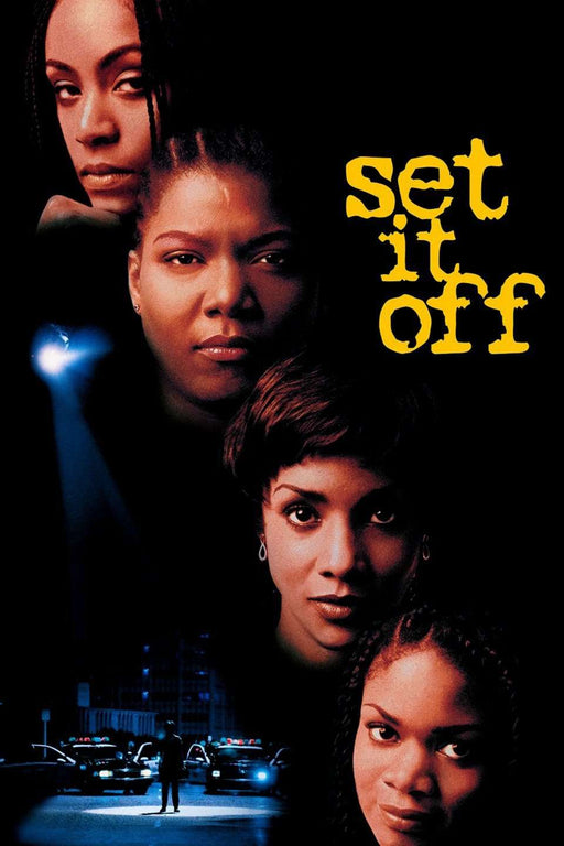 Download Set It Off - 1996 (Movie), Urban Books, Black History and more at United Black Books! www.UnitedBlackBooks.org