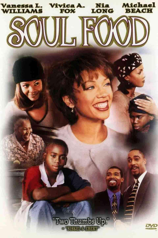 Download Soul Food - 1997 (Movie), Urban Books, Black History and more at United Black Books! www.UnitedBlackBooks.org
