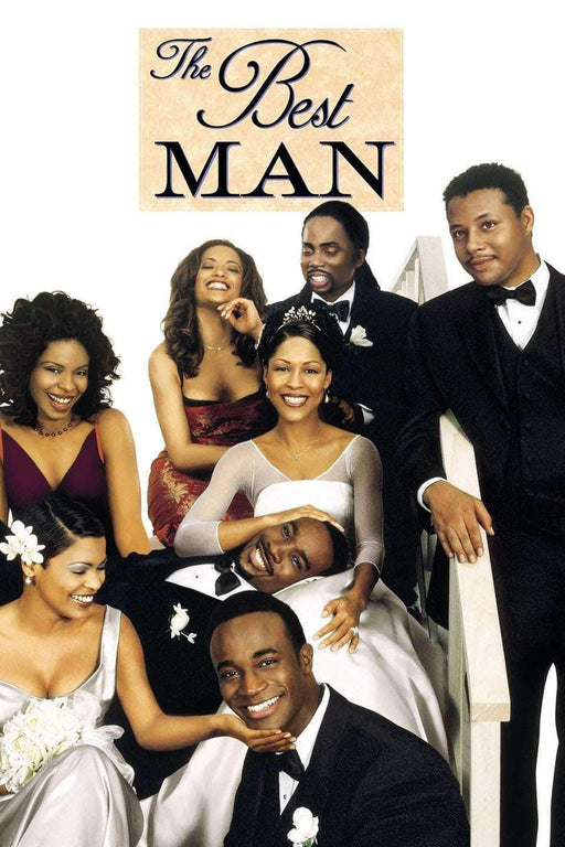 Download The Best Man - 1999 (Movie), Urban Books, Black History and more at United Black Books! www.UnitedBlackBooks.org