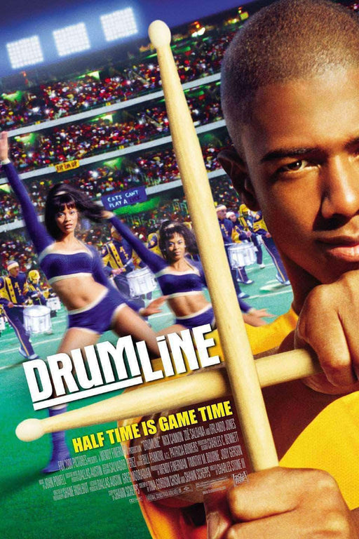 Download Drumline - 2002 (Movie), Urban Books, Black History and more at United Black Books! www.UnitedBlackBooks.org