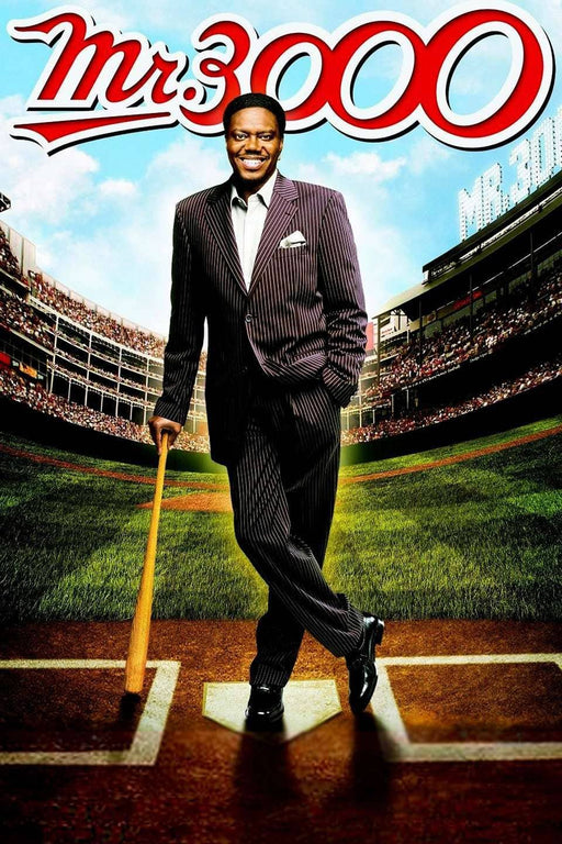 Download Mr. 3000 - 2004 (Movie), Urban Books, Black History and more at United Black Books! www.UnitedBlackBooks.org