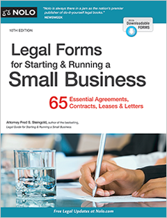 Download Nolo's Legal Forms for Starting & Running a Small Business (E-Book), Urban Books, Black History and more at United Black Books! www.UnitedBlackBooks.org