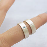 Stardust band Ring - HerBanana