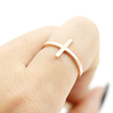 Side cross Ring - HerBanana