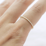 Petite eternity band Ring - HerBanana