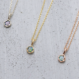 Opal mud Necklace - HerBanana