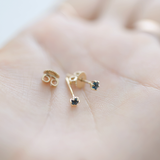 Stardust Stud Earrings (Medium) - HerBanana