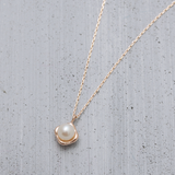 Pearl position Necklace - HerBanana