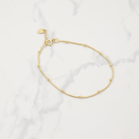Dotty chain Bracelet - HerBanana