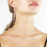 Coffee bean chain Choker - HerBanana
