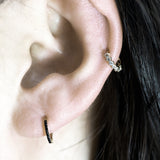 Shiny petite sleeper Earrings - HerBanana