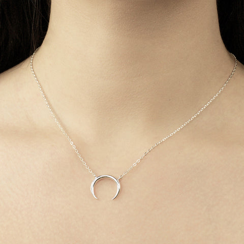 Crescent Necklace - HerBanana