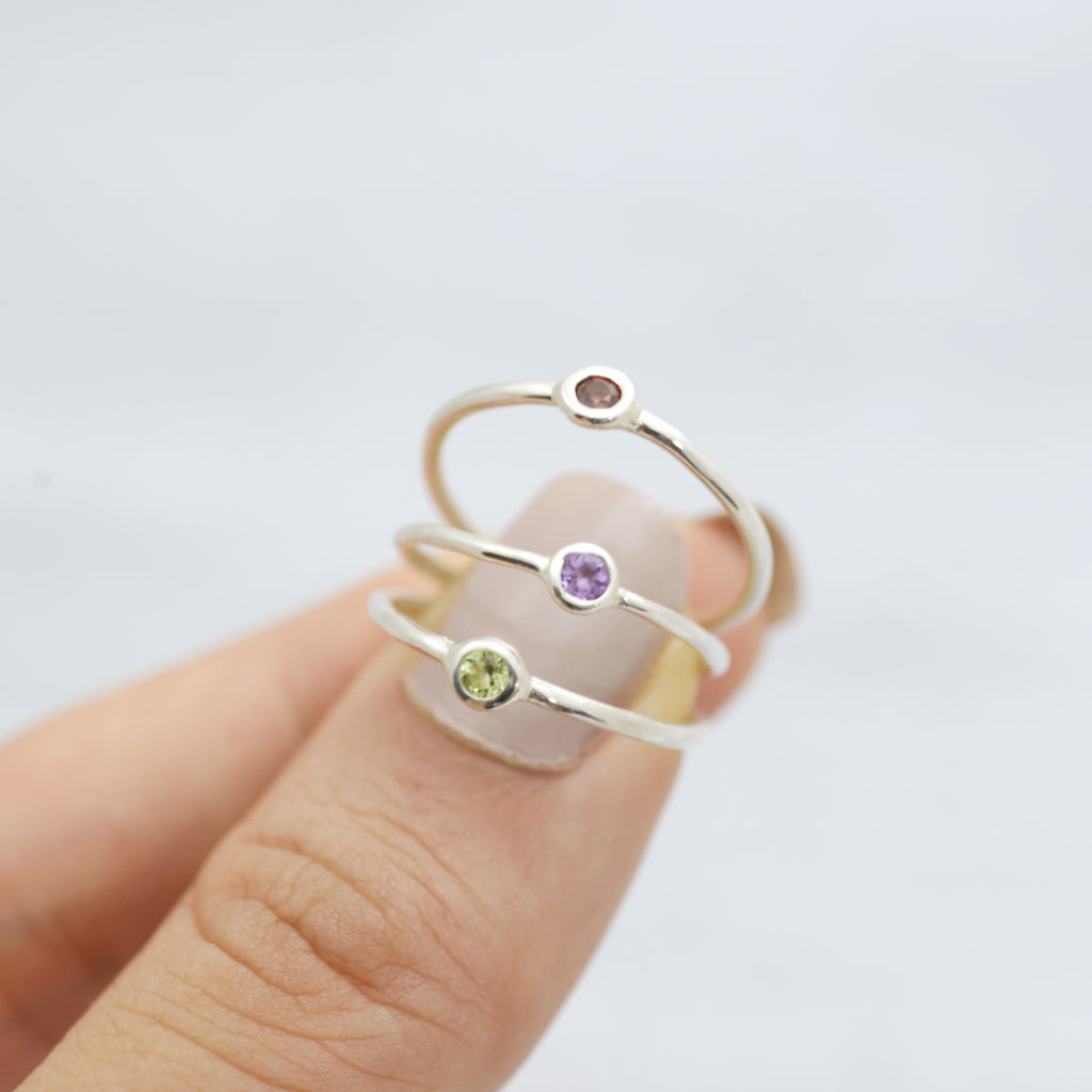One dream Ring - Silver - HerBanana