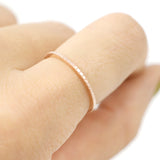 Square band Ring - HerBanana