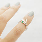 Little dome Ring - HerBanana