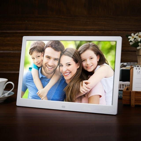 12 Inch HD Digital Photo Frame with Backlight and Music/Video – Deal ...