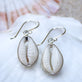 Island Cowrie Earrings