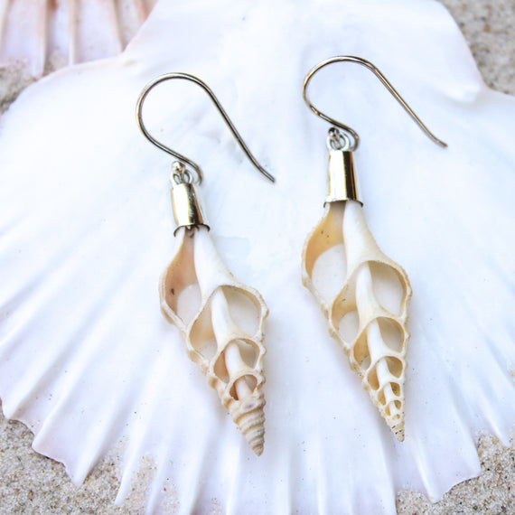 Ariel Shell Earrings