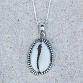 Gypsea Cowrie Necklace