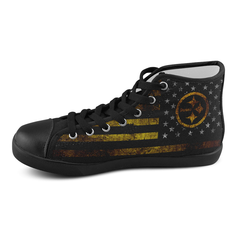 Mens Pittsburgh Football Shoes