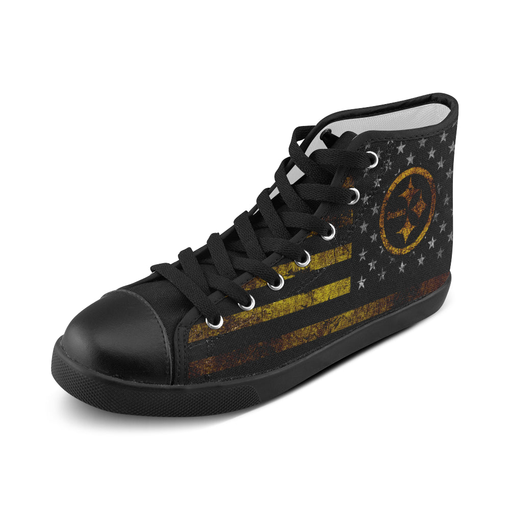 Womens Pittsburgh Football Shoes