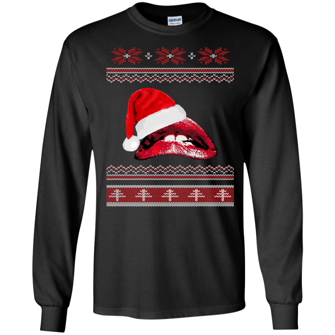 Rocky Horror Ugly Sweater
