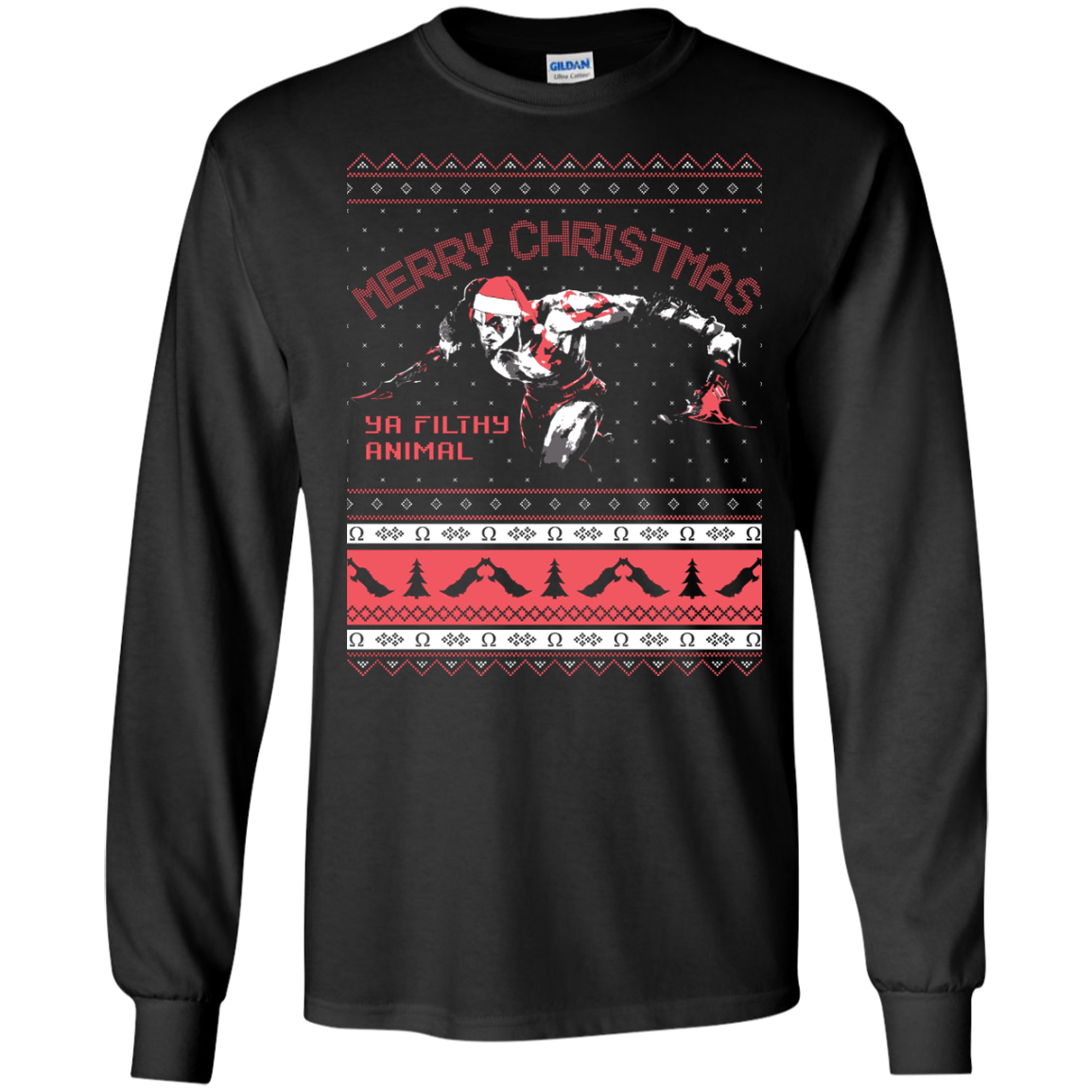God Of War Ugly Sweater