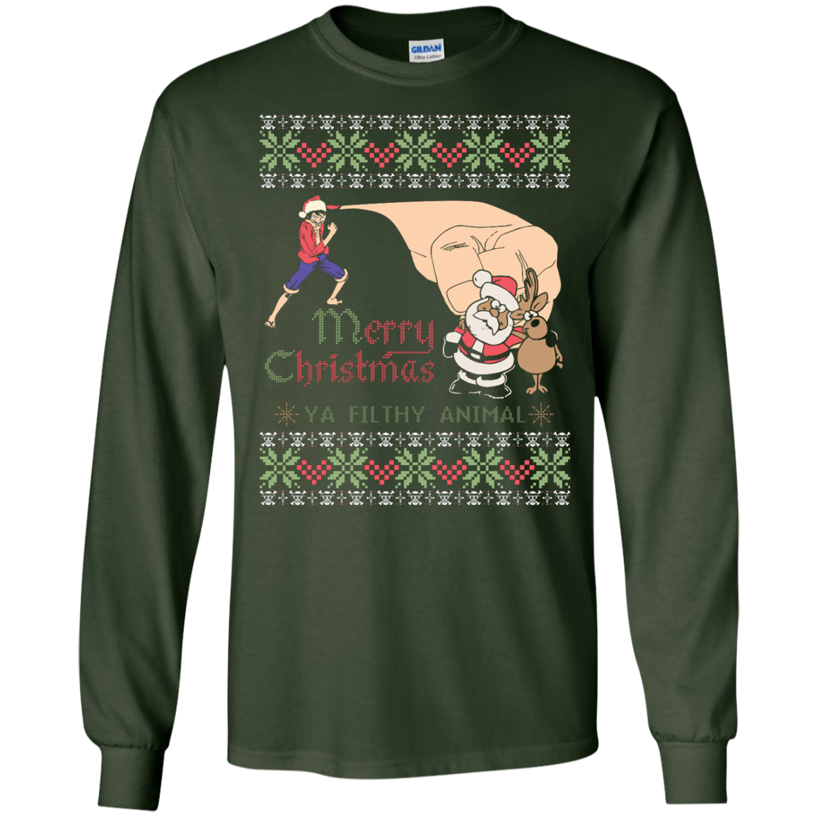 One Piece Ugly Sweater