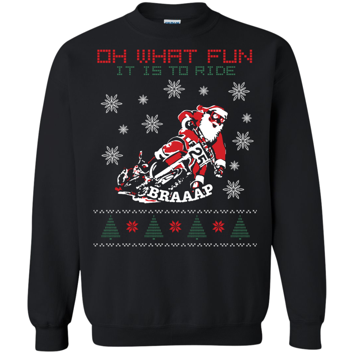 Brap Ugly Sweater