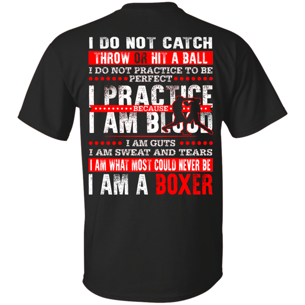Do Not Catch Ball Boxer