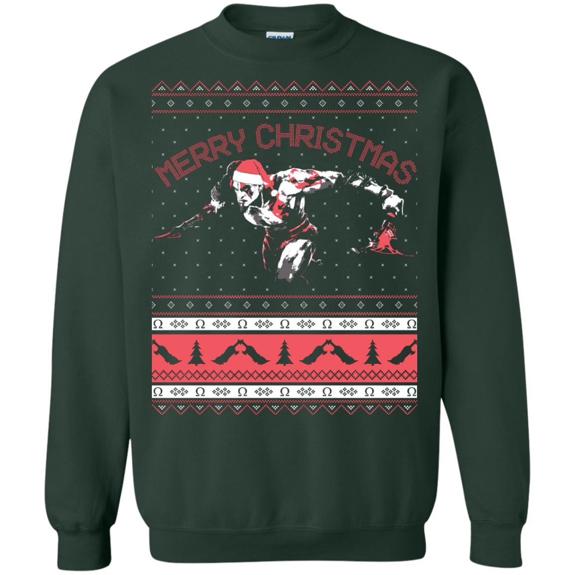 New Kratos Ugly Sweater