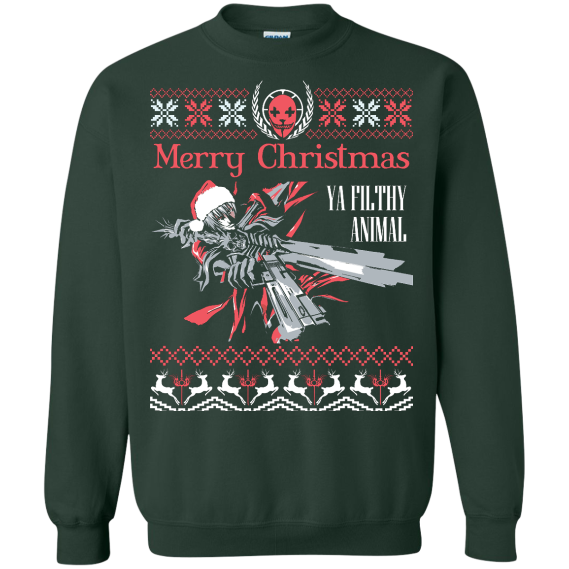 Devil May Cry Ugly Sweater