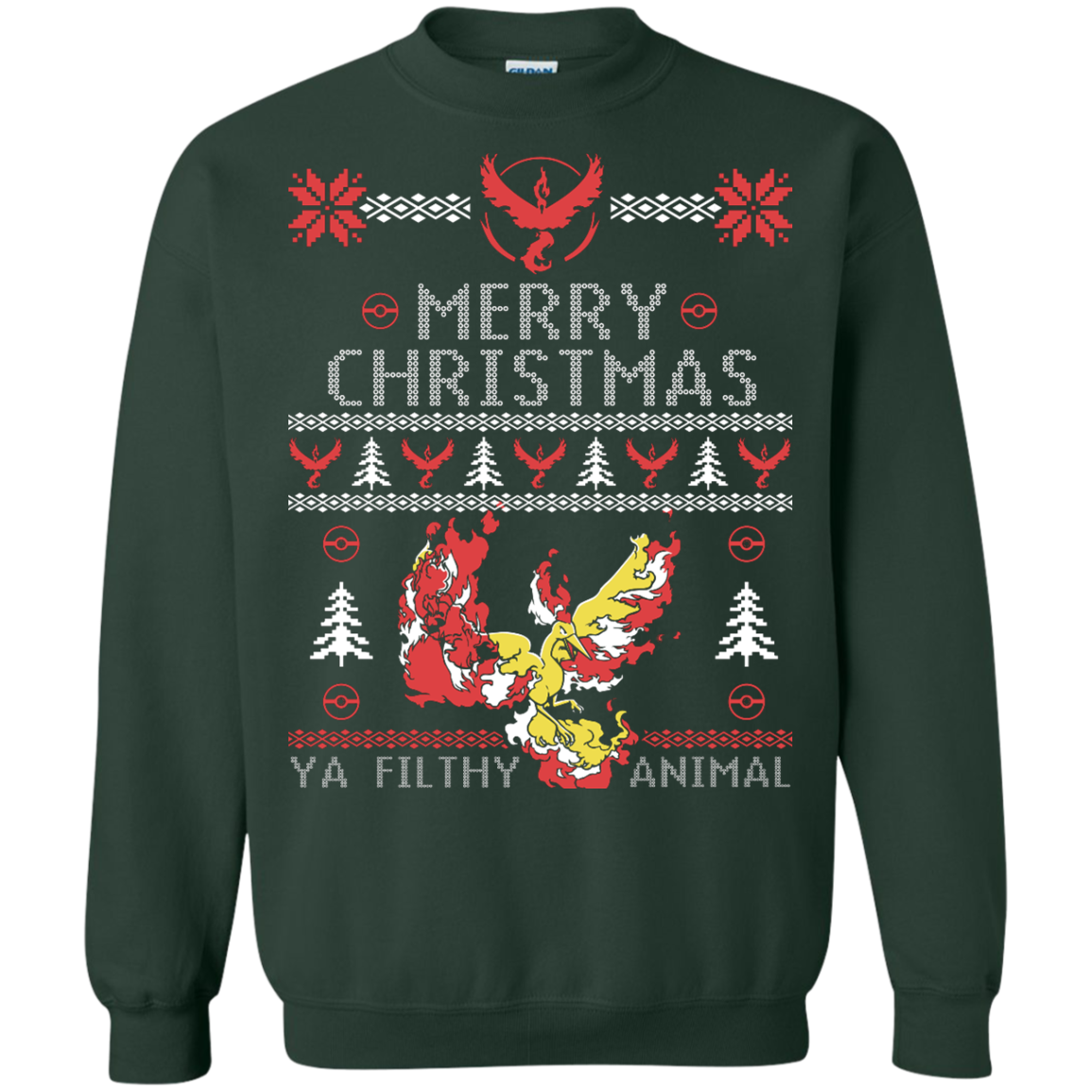 Team Valor Ugly Sweater