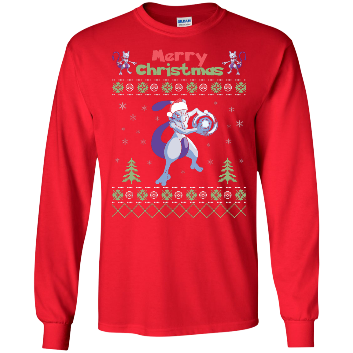 New Mewtwo Ugly Sweater
