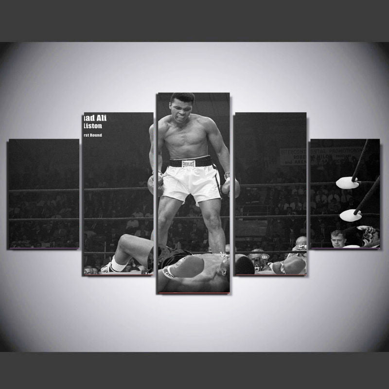 Ali The Greatest Poster