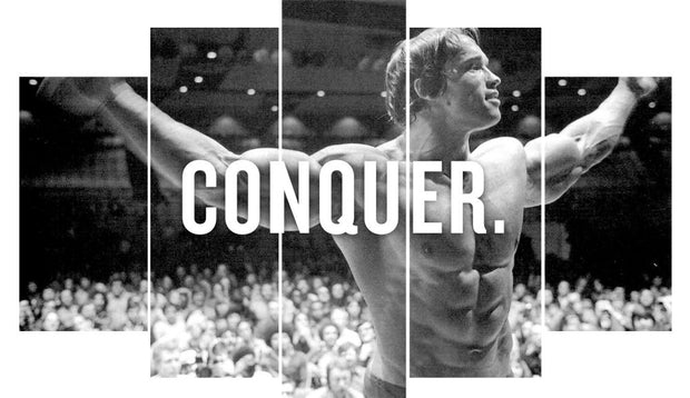Conquer Poster