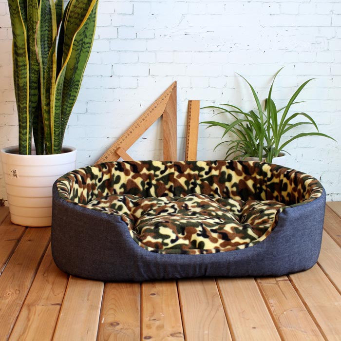 Comfortable High Quality Large Dog Bed