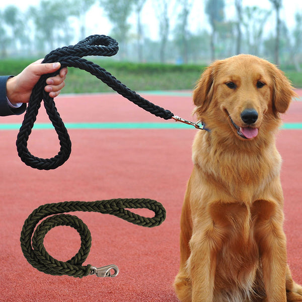 Large Dog Traction Rope Leash