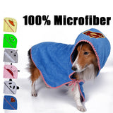 Ultra-absorbent Microfiber Dog Drying Towel