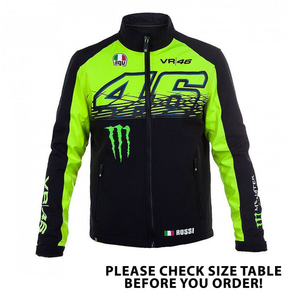 "V. Rossi ""MONSTER SPECIALE VR46"" Fleece"