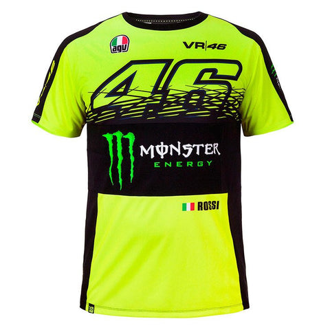 "V. Rossi ""MONSTER SPECIALE"" Quick-Dry Fan Art T-Shirt"