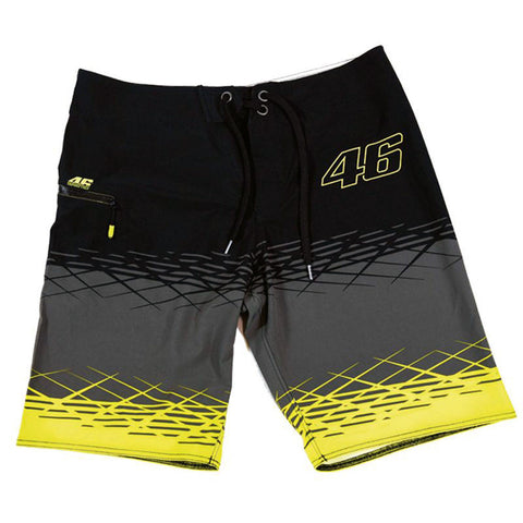 "The ""ROSSI 46"" Relaxed Beach Shorts"