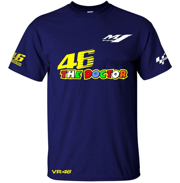 "V. Rossi ""46 THE DOCTOR"" Quick-Dry T-Shirt"