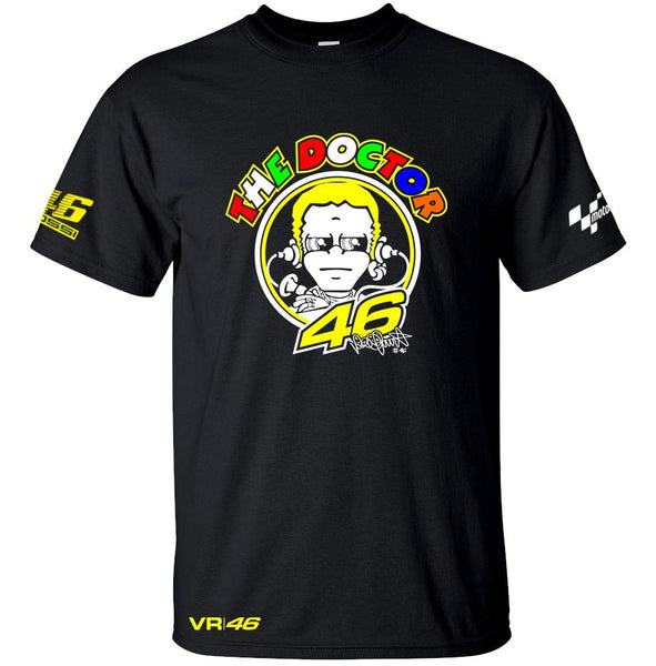 "V. Rossi ""DOC 46"" Quick-Dry T-Shirt"