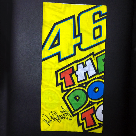 "V. Rossi ""46 THE DOCTOR"" Bandana Cloth"
