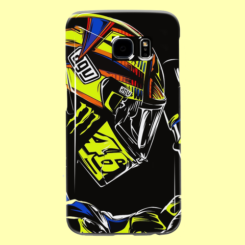 "Rossi ""POP ART"" Samsung Galaxy S3, S4, S5, S6, S6 Edge, S6 Edge+, S7, S7 Edge, Note 3, Note 4, Note 5 Custom Case"