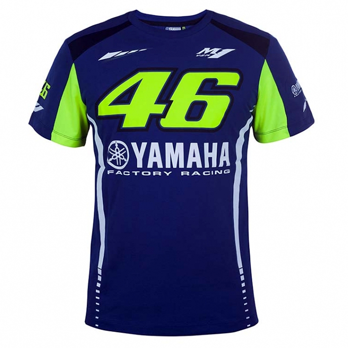 "The 2017 ""YAMAHA 46"" Fan T-Shirt"